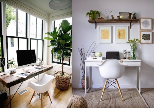 simple home office design ideas 17 Simple Home Office Design Ideas You'll Love Working