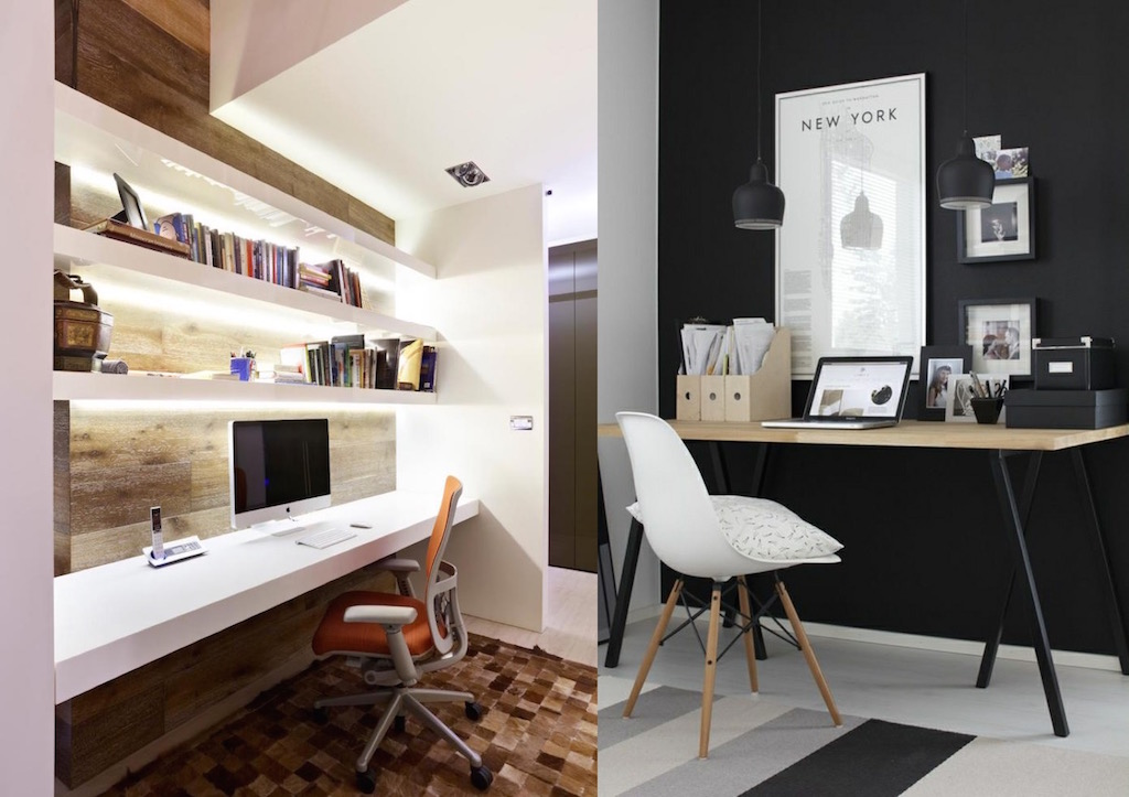 20 Modern Home Office Ideas To Improve Your Productivity  Interior God