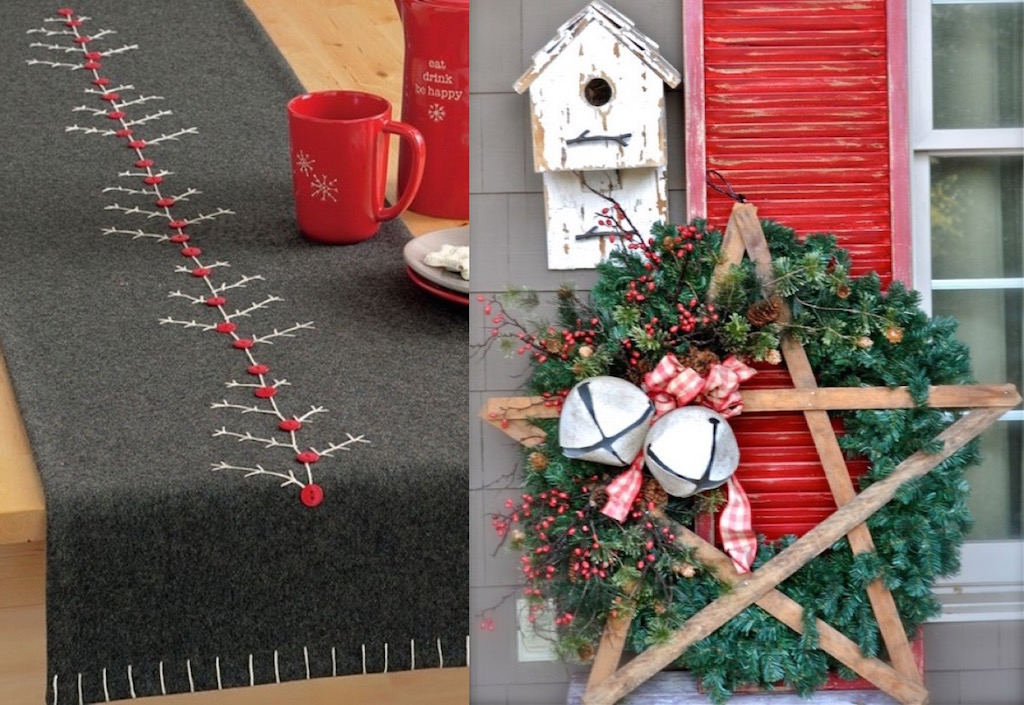 21 Red And Grey Christmas Decorations Ideas  Interior God