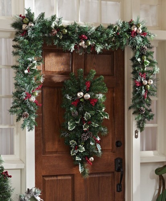 17 Christmas Garland Decorations Ideas To Try  Interior God