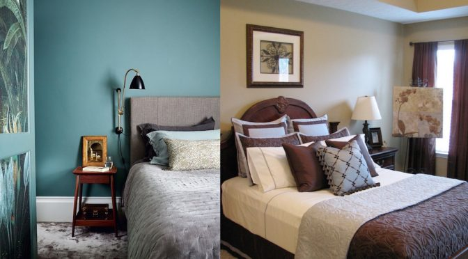 17 Amazing Teal And Brown Bedroom Ideas To Try