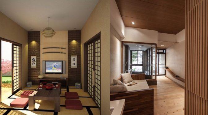 20 Japanese Living Room Design Ideas To Try  Interior God
