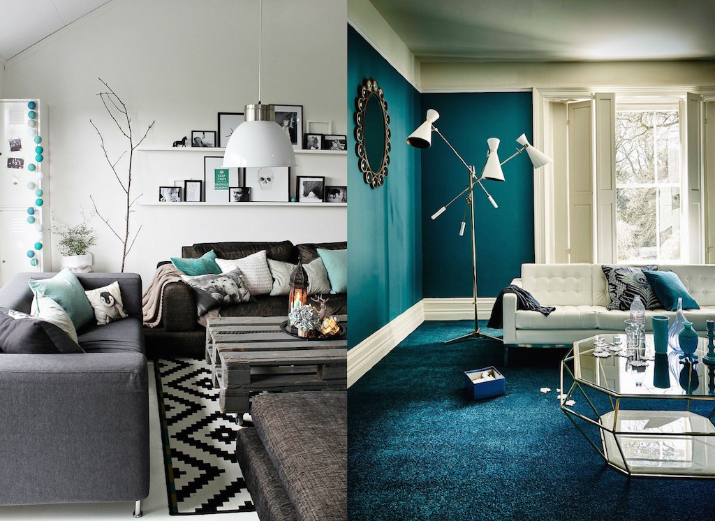 21 Turquoise Living Room Ideas To Try