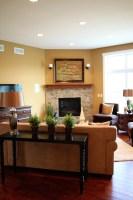 25 Corner Fireplace Living Room Ideas You'll Love ...