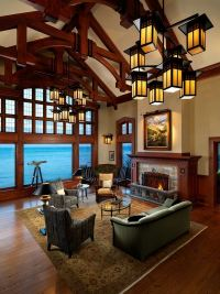 17 Craftsman Living Room Designs To Inspire You | Interior God