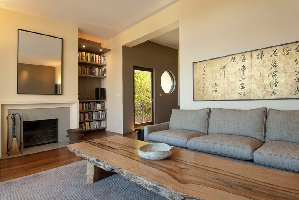 Modern Japanese Style Living Room Ideas Novocom Top