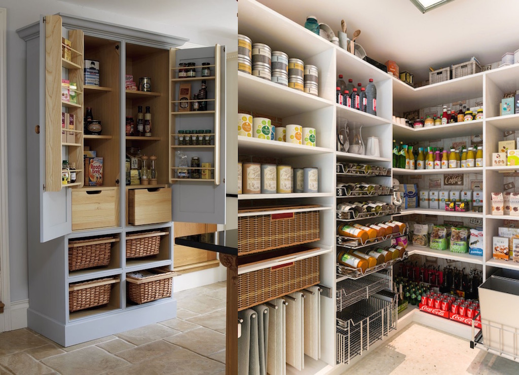21 Modern Kitchen Pantry Ideas To Try Now  Interior God
