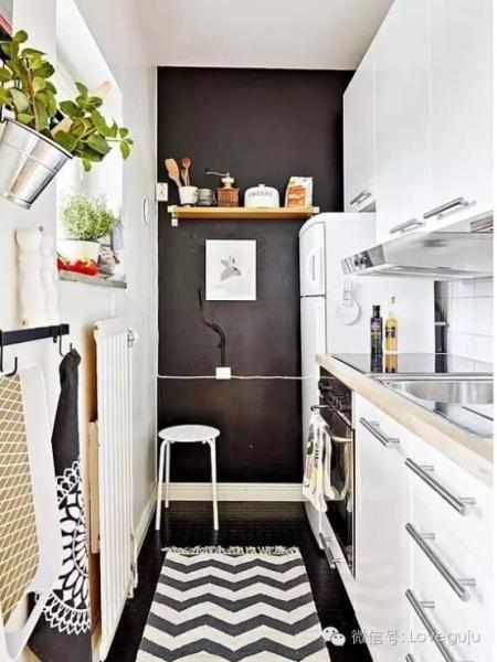 small narrow kitchen design ideas 31 Stylish Narrow Kitchen Design Ideas For Your Home