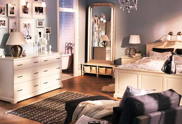 IKEA Bedroom Design Ideas 2011
