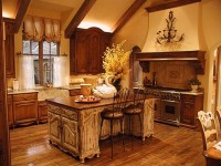 Tuscan Dining Room Decor Photograph | Tuscan Decorating Styl