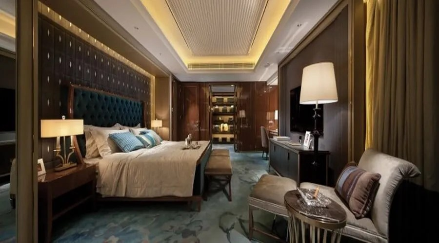 10 Chocolate Brown Bedroom Interior Design Ideas