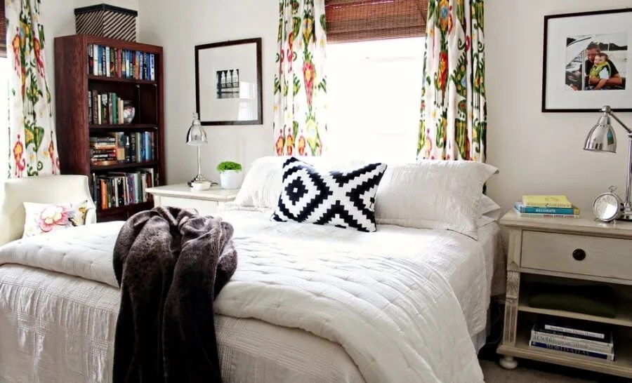 10 Modern Eclectic Bedroom Interior Design Ideas