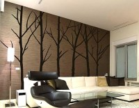 10 Modern Wall Decal Ideas For The Living Room - https ...