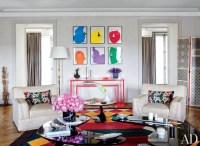 10 Refreshing Summer Living Room Designs With Pops of ...