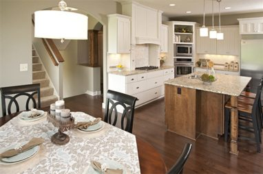 Kitchen-LightGranite-Island