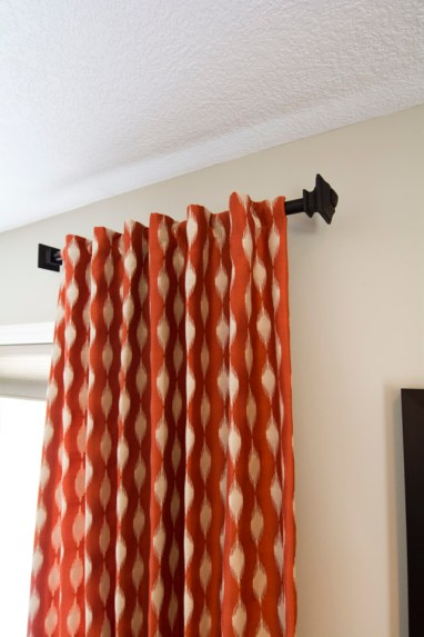 Icat pattern curtains