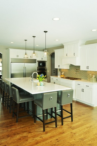 After: Kitchen Overview