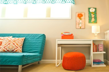 After: the Play Loft - Desk