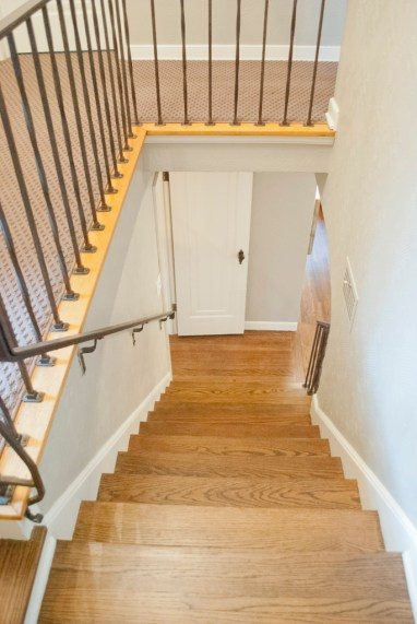 After: The Staircase