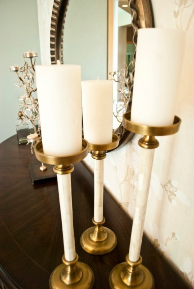 Tall Candle sticks photo