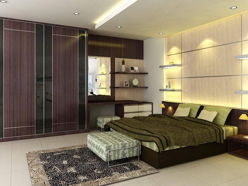 Desain Kamar Tidur Dewasa Minimalis
