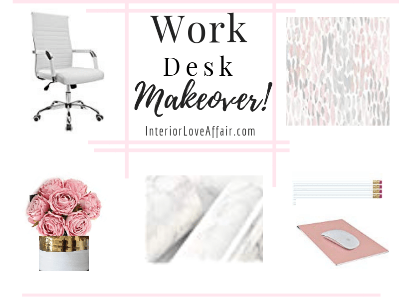 Work Desk Makeover!