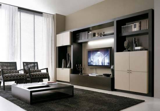 Tips mendesain Rak TV