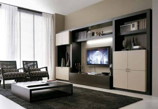 Tips mendesain Rak TV