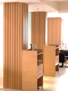 WPCWood Wall panel