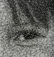 lovin diy nail and string artwork