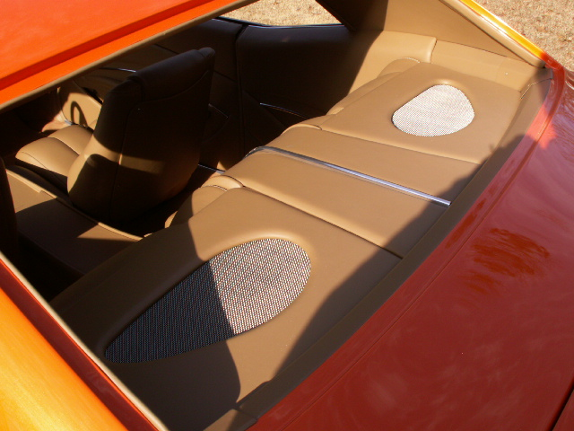 Scott Whidbys 1969 Camaro Custom Leather Interior Interiors by Shannoncom Upholstery