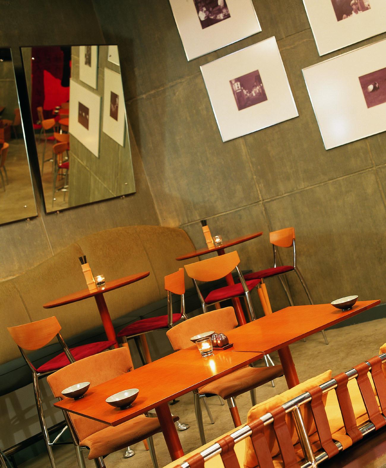 Cosy Cocktail Bar InteriorSense Commercial Interior Design Consultant