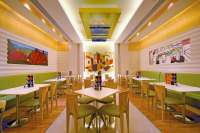 Art Inspired Cafe Interiors - Portfolio Project by ...