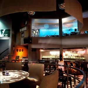 Cocktail Lounge Bar Live Music Venue Interior Design InteriorSense Commercial Design Project Consultant Bude Cornwall UK