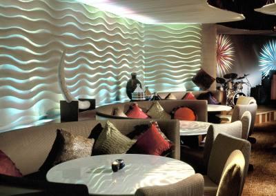 Live Music Lounge Interiors