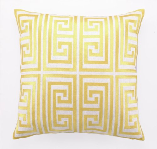 Trina Turk Greek Key Pillow