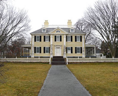 Longfellow National Historic Site