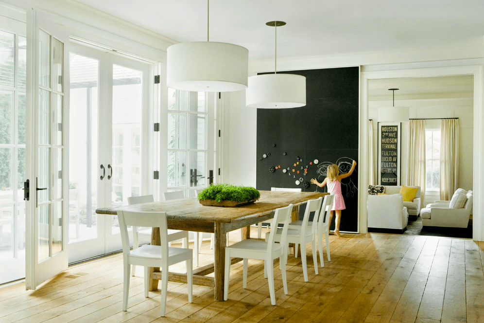 An Interview With Eric Roth   via Interiors For Families