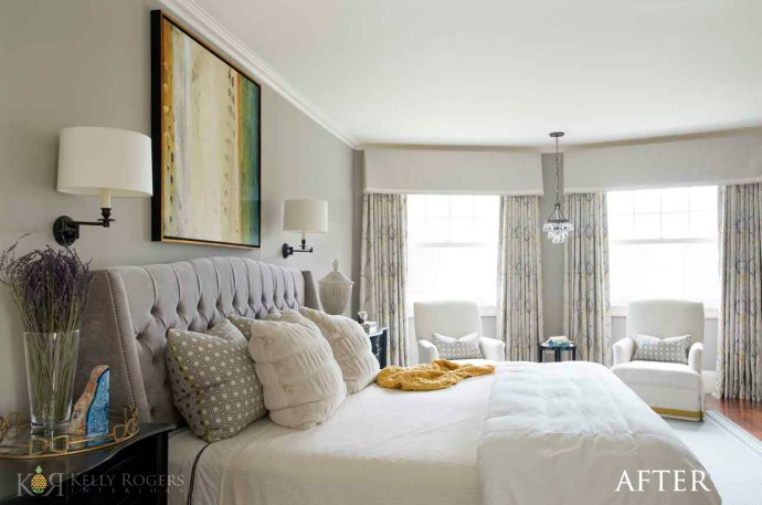 "My Master Bedroom ""After"" 