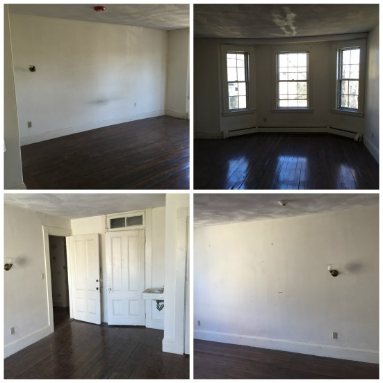 "Junior League of Boston 2016 Show House | Kelly Rogers Interiors | ""Before"""