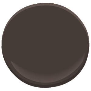 Benjamin Moore Night Shade | Interiors for Families