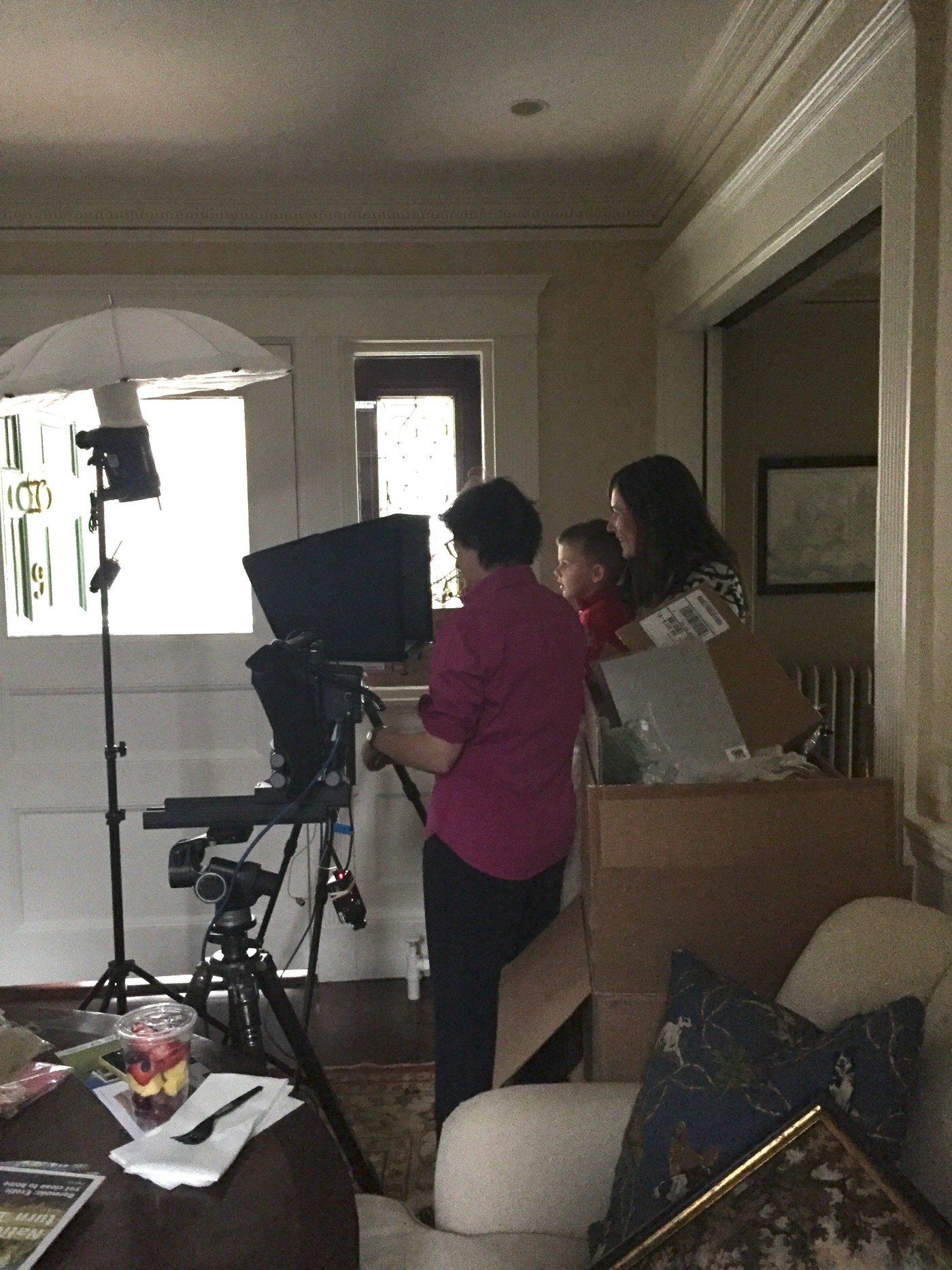 Behind the Scenes: My HGTV Magazine Photo Shoot | Kelly Rogers Interiors | Interiors for Families