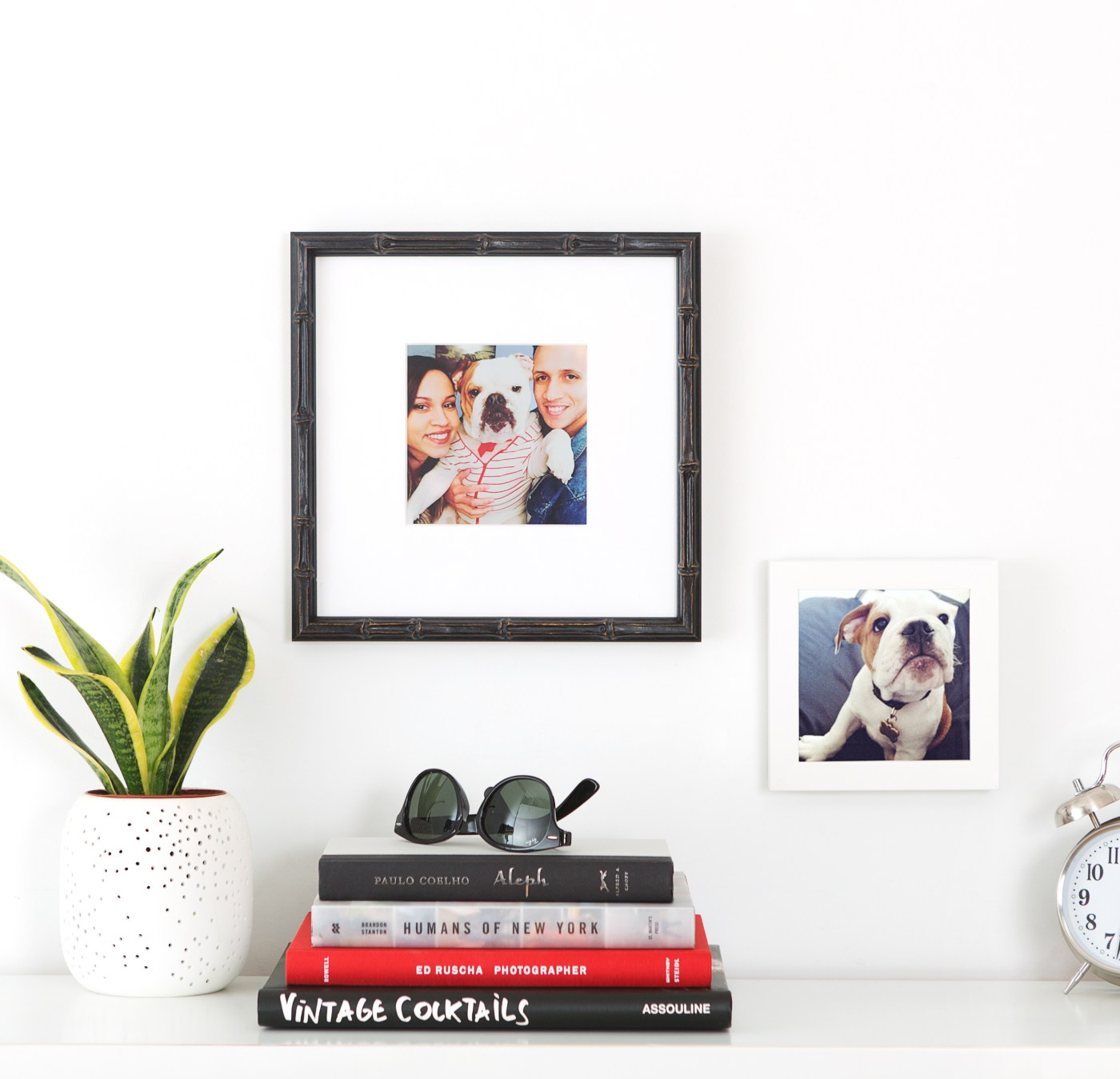 Friday Family-Friendly Find: Framebridge Custom Print & Frame