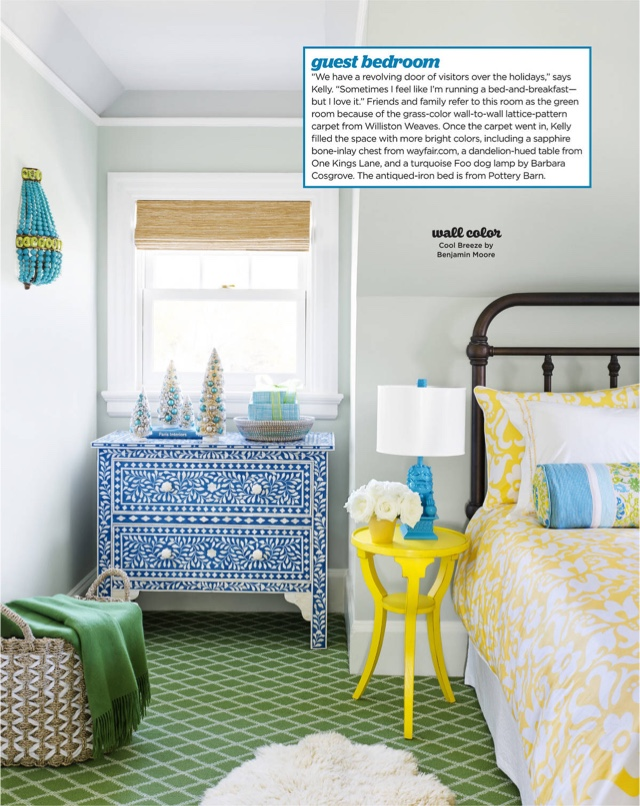 Kelly Rogers Interiors in HGTV Magazine | Interiors for Families