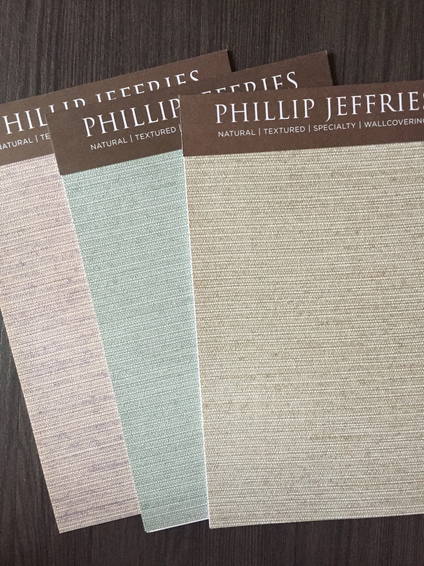 Friday Family-Friendly Find: Phillip Jeffries Vinyl Tailored Linens   Interiors for Families