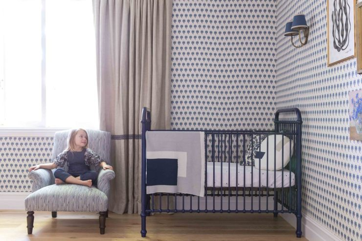 Friday Family-Friendly Find: Incy Metal Cribs | Interiors for Families