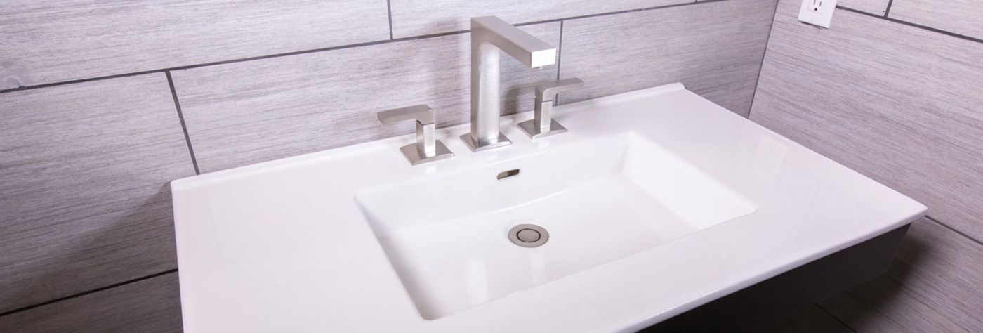 Friday Family-Friendly Find: California Faucets Zero Drain | Interiors for Families | Blog of Kelly Rogers Interiors