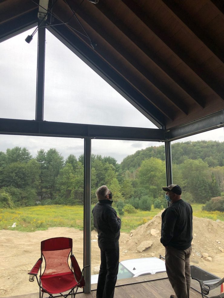 Project Update: Goldenrod Hill (My Berkshires Home) | Interiors for Families | Blog of Kelly Rogers Interiors
