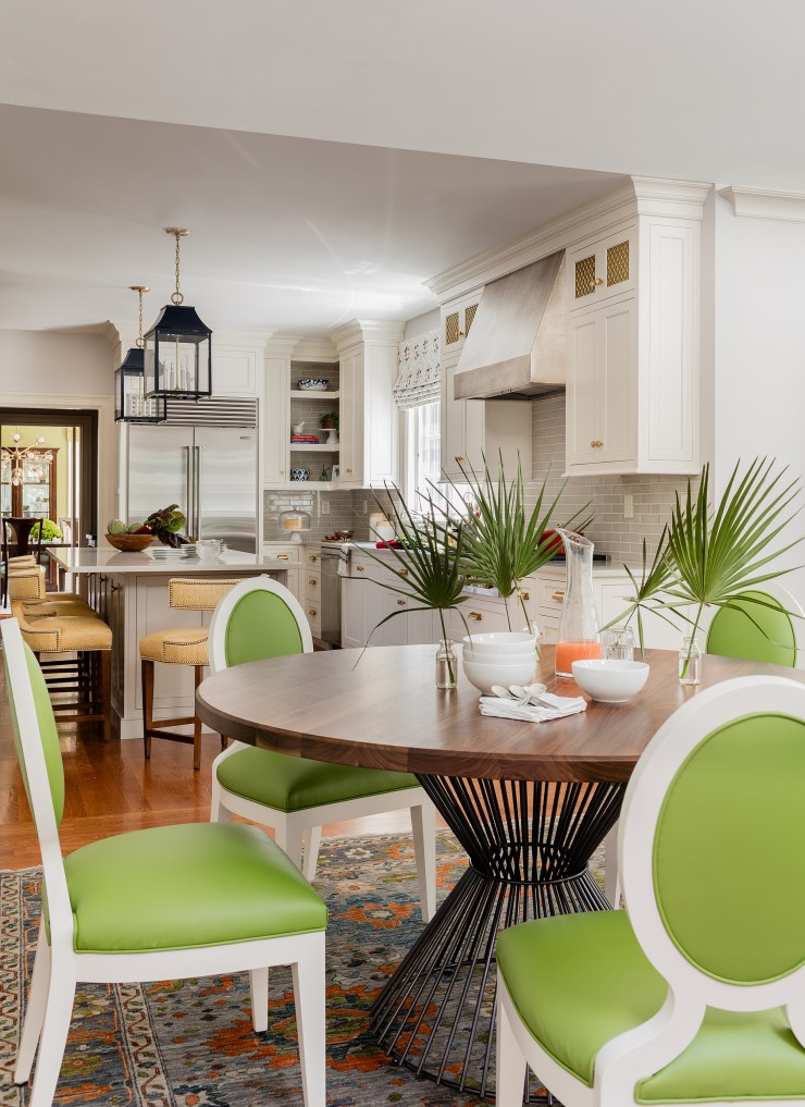 Project Reveal: Lexington Green Part 1 (Kitchen, Dining Room & Bar) | Interiors for Families | Blog of Kelly Rogers Interiors
