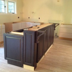 How To Make Kitchen Cabinets Refinishing Photo 5 Jpg